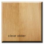 Clear Alder