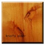 Knotty Alder
